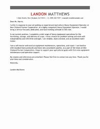 Process Operator Cover Letter Inspirational Process Operator Cv