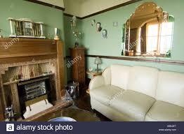 Refurbished Art Deco Art Nouveau  S House Interior Lounge - Livingroom deco