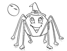 Small Picture Simple Halloween Coloring Pages Printables Coloring Pages