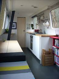 Small Picture 60 best BOAT iNTERiORS images on Pinterest Canal boat Narrow