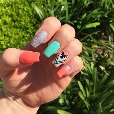 Nail Art Summer Colours - Best Nails 2018
