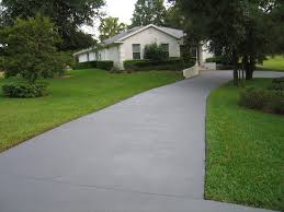 image of concrete driveway paint simple