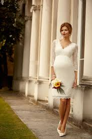 pregnant wedding dresses. Maternity Wedding Dresses Your Questions Answered hitchedcouk