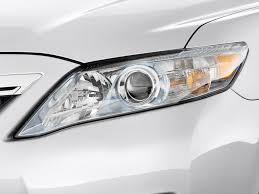 Image: 2010 Toyota Camry Hybrid 4-door Sedan (Natl) Headlight ...