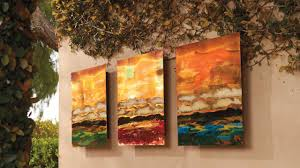 Small Picture Wall Art Ideas Design Vintage Classic Copper Outdoor Wall Art