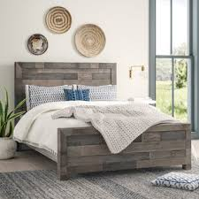 California King Rustic Beds You'll Love in 2019 | Wayfair