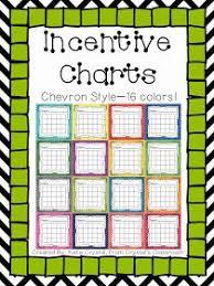 Crystals Classroom Incentive Charts Classroom Incentives
