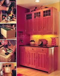 Kitchen Cabinets Plans  WoodArchivist - Plans for kitchen cabinets