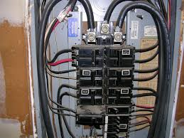 service panel amps int'l association of certified home old fuses blown at Wiring From 60 Amp Fuse Box