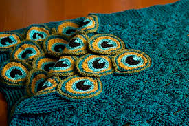 Peacock Pattern Unique Peacock Crochet Blanket Pattern Free Video Tutorial