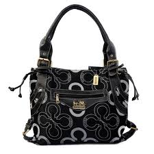 Popular Coach Waverly Big C Large Black Totes Eje Online wXOb6
