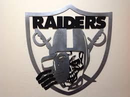 raiders 20 skull steel wall art on raiders metal wall art with raiders 20 skull steel wall art ohton industries
