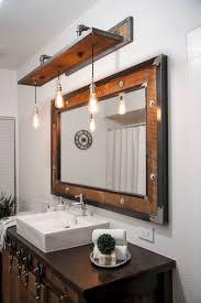 bathroom bathroom lighting ideas american standard wall. Lighting Bestic Bathroom Ideas On Pinterest Mason Jar Intended For Rustic Plan 15 American Standard Wall O