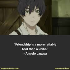 Anime Quotes About Friendship Custom 48 Anime Quotes About Friendship Worth Sharing
