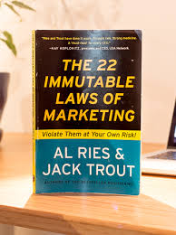 22 Immutable Laws Of Marketing Summary Of The 22 Immutable Laws Of Marketing By Al Ries