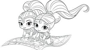 Coloring Page Printable Pages Nick Jr Free Team For Printing