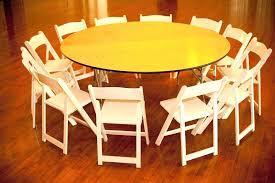 72 round table round linen