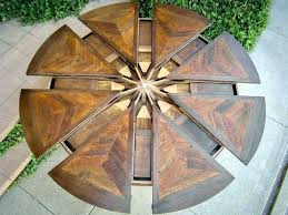expandable table hardware table extension hardware expanding round plans dining room on creative home design ideas