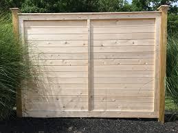 horizontal wood fence gate. 1 X 5 Horizontal Privacy Wood Fence Style Gate