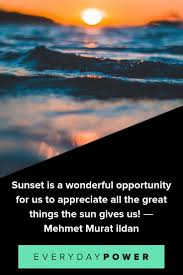 50 Sunset Quotes That Will Signal Change Inside You 2019
