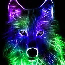 Neon Animals Wallpapers - Top Free Neon ...
