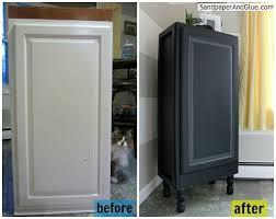 how to repurpose furniture. Repurposed Furniture Kitchen Upper Cabinet To Stylish Storage Cabinet, Painted Furniture, Repurposing Upcycling, How Repurpose