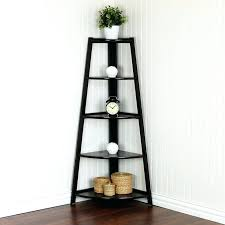 black corner shelf unit corner ladder shelf on corner shelf corner wall shelf small white corner