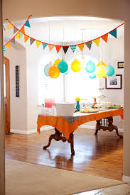upside down balloons party 1