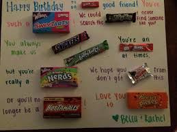 happy birthday poster ideas birthday cards for best friends sayings fresh best birthday candy