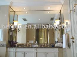 Wall Mirrors Decorative Living Room Bathroom Wall Mirror And Bathroom Decoration With Bathroom Wall