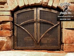 gnl deco custom fireplace doors zoom in