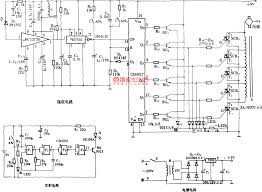 temperature based ceiling fan sd control system circuit diagram in remote wiring