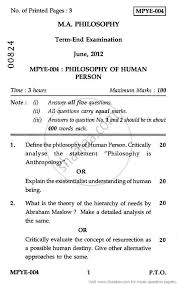 philosophy of human person social work philosophy ma philosophy of human person 2012 social work philosophy ma university exam