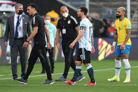 WM-Quali Brasilien gegen Argentinien ...