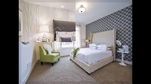 Moderne Tapeten Fürs Schlafzimmer Youtube