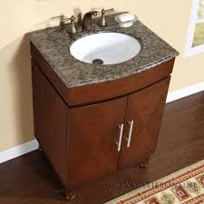 Bathroom Sink Furniture Cabinet Awesome Comely Small Bathroom Storage Design With Dark Brown
