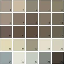 taupe paint color neutral house paint colors palette