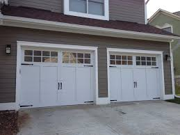 carriage house garage doorsCarriage House Garage Doors  Craftsman  Garage  Detroit  by