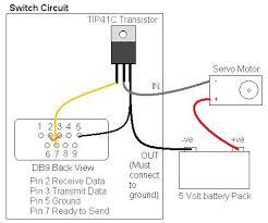 serial port power switch net control serial port switch wiring diagram