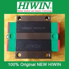 <b>1pcs HIWIN</b> HGW20 HGW20CC HG20 New <b>original linear</b> guide ...