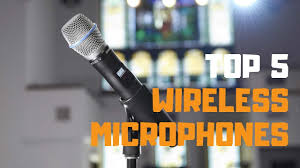 Best <b>Wireless Microphone</b> in 2019 - Top 5 <b>Wireless Microphones</b> ...