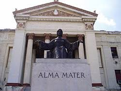 Image result for the Alma Mater of the Nation