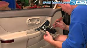 how to install replace power window switch oldsmobile intrigue  how to install replace power window switch oldsmobile intrigue 98 02 1aauto com