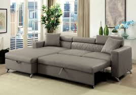 sectional sofa bed with storage. Image Is Loading Dayna-Sectional-Sofa-L-Shaped-Couch-Pull-Out- Sectional Sofa Bed With Storage N