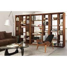 Open Bookcase Room Divider Design Furniture Open Bookshelves