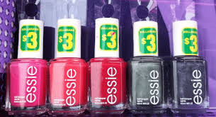 forum member kerpao was lucky enough to find a huge stash of essie nail polish at her local dollarama they have more than just the usual colours that do