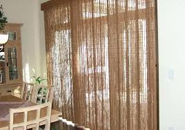 bamboo shades for sliding glass doors sliding door shutters window treatments for patio doors best blinds