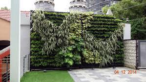 Vertical Garden Concept for Buildings