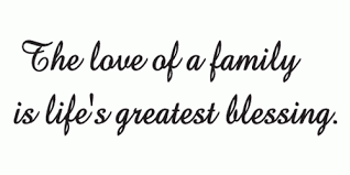 Family Support Quotes