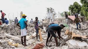 Haiti earthquake: Death toll rises to 1 ...